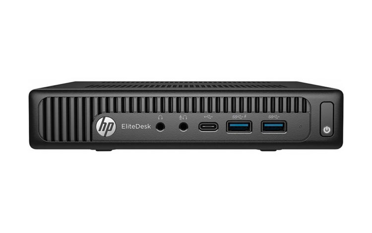 HP Elitedesk mini i3
