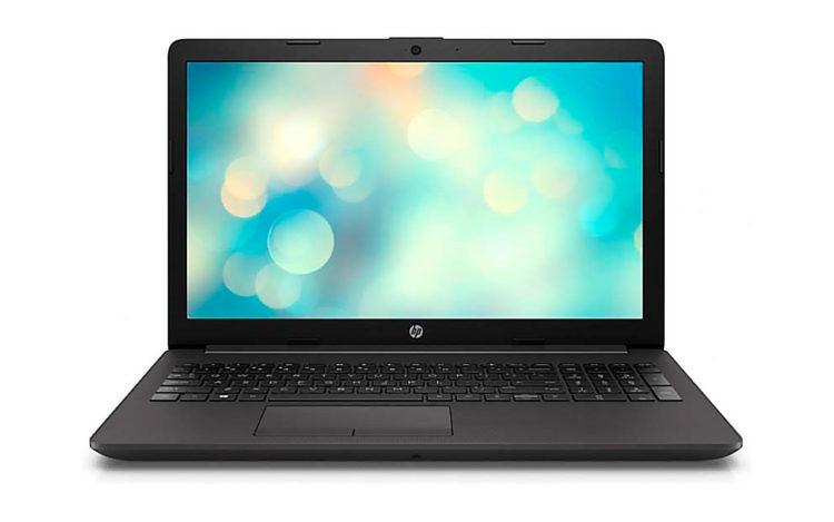 HP 15,6 Amd Silver Black